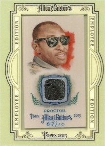 2013 Topps Allen & Ginter Baseball Cards 38