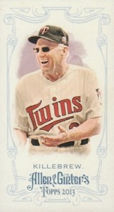 2013 Topps Allen & Ginter Baseball Cards 8
