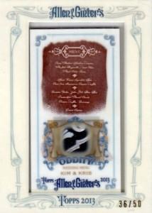 More Odd Cards Being Found In 2013 Allen & Ginter Baseball 5