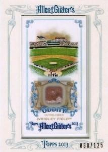 More Odd Cards Being Found In 2013 Allen & Ginter Baseball 1