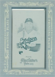 2013 Topps Allen & Ginter Baseball Cards 4