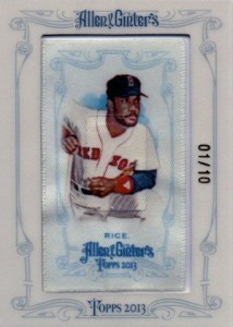 2013 Topps Allen & Ginter Baseball Cards 9