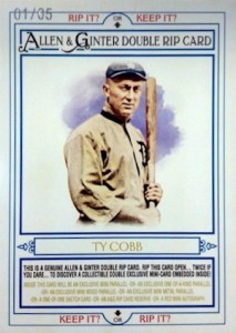 2013 Topps Allen & Ginter Baseball Cards 44