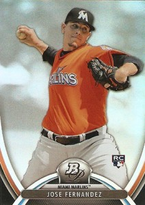 Jose Fernandez Rookie Cards and Prospect Card Guide 3