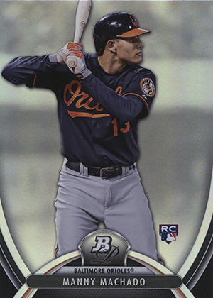 Manny Machado Rookie Cards Checklist and Guide 3