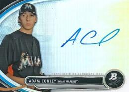 2013 Bowman Platinum Baseball Prospect Autographs Guide 1