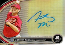 2013 Bowman Platinum Baseball Prospect Autographs Guide 20