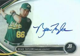2013 Bowman Platinum Baseball Prospect Autographs Guide 22