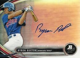 2013 Bowman Platinum Baseball Prospect Autographs Guide 21