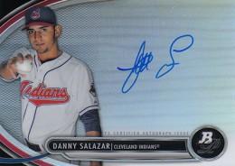 2013 Bowman Platinum Baseball Prospect Autographs Guide 6