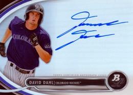 2013 Bowman Platinum Baseball Prospect Autographs Guide 5