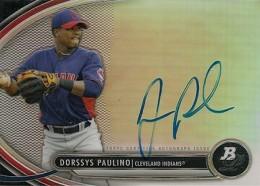 2013 Bowman Platinum Baseball Prospect Autographs Guide 24