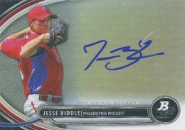 2013 Bowman Platinum Baseball Prospect Autographs Guide 8