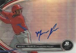 2013 Bowman Platinum Baseball Prospect Autographs Guide 11