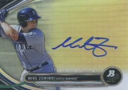 2013 Bowman Platinum Baseball Prospect Autographs Guide 33