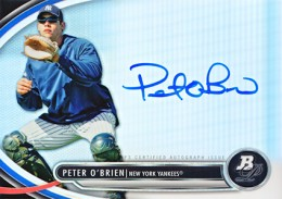 2013 Bowman Platinum Baseball Prospect Autographs Guide 35