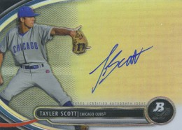 2013 Bowman Platinum Baseball Prospect Autographs Guide 37