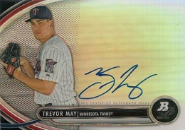 2013 Bowman Platinum Baseball Prospect Autographs Guide 18