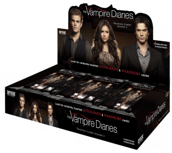 2014 Cryptozoic The Vampire Diaries Season 3 Trading Cards 3