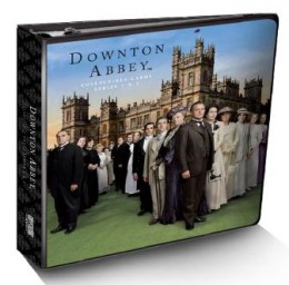 2014 Cryptozoic Downton Abbey Seasons 1 and 2 Trading Cards 3