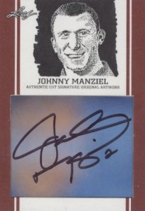 Johnny Manziel Cards, Rookie Cards, Key Early Cards and Autographed Memorabilia Guide 99