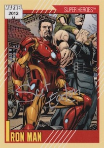 2013 Marvel Fleer Retro Trading Cards 30
