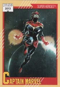 2013 Marvel Fleer Retro Trading Cards 26