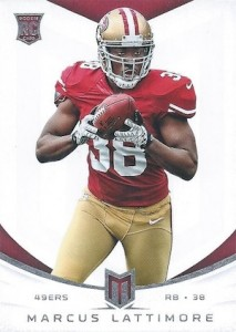 2013 Panini Momentum Football Cards 22