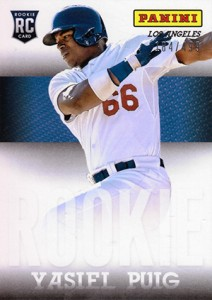Top Yasiel Puig Baseball Cards Available Right Now 13