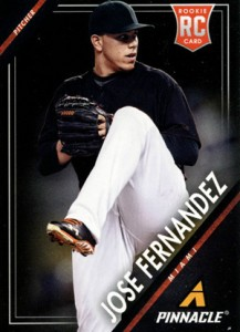 Jose Fernandez Rookie Cards and Prospect Card Guide 6
