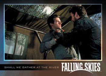 2013 Rittenhouse Falling Skies Season 2 Trading Cards 21