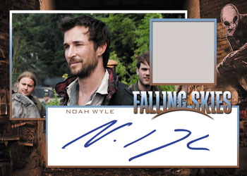 2013 Rittenhouse Falling Skies Season 2 Trading Cards 31