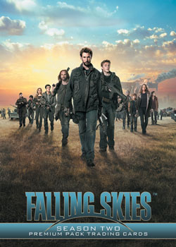2013 Rittenhouse Falling Skies Season 2 Trading Cards 32