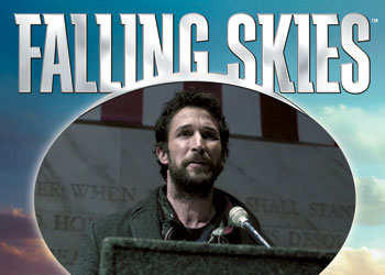 2013 Rittenhouse Falling Skies Season 2 Trading Cards 24