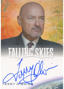 2013 Rittenhouse Falling Skies Season 2 Trading Cards 22