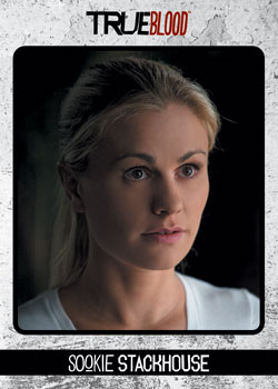 2013 Rittenhouse True Blood Archives Trading Cards 21
