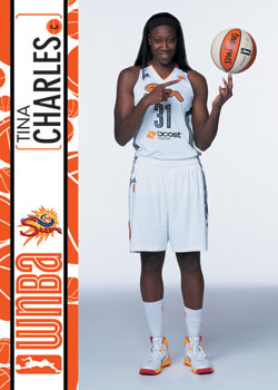 2013 Rittenhouse WNBA Basketball Cards 1