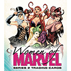 2013 Rittenhouse Women of Marvel Series 2 Trading Cards
