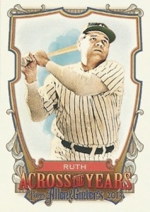 2013 Topps Allen & Ginter Baseball Cards 10
