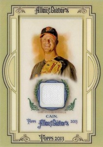 2013 Topps Allen & Ginter Baseball Cards 33