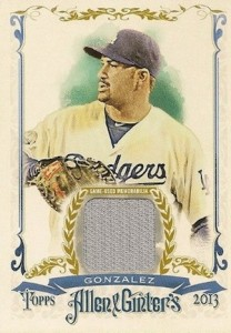 2013 Topps Allen & Ginter Baseball Cards 36