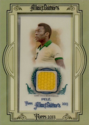 Goooooaaal! Top Pelé Cards to Collect 10