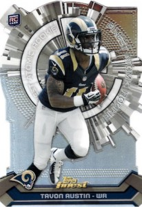 2013 Topps Finest Football Cards 8
