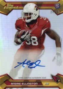 2013 Topps Finest Football Cards 7