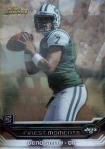 2013 Topps Finest Football Cards 13