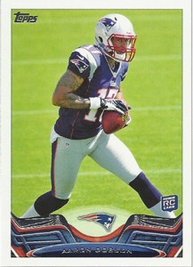 2013 Topps Football Variation Short Prints Guide 93