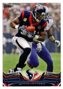 2013 Topps Football Variation Short Prints Guide 101