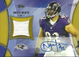 2013 Topps Football Cards 21