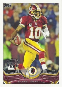 2013 Topps Football Cards 3