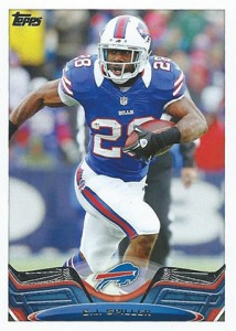 2013 Topps Football Variation Short Prints Guide 29